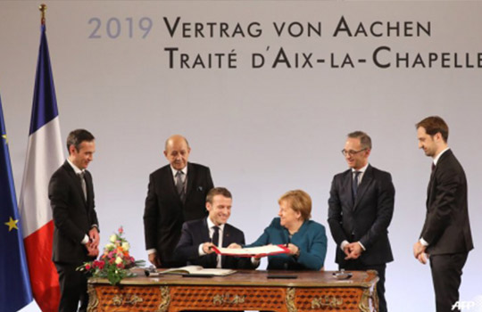les des partenaires franco-allemand du CAFA